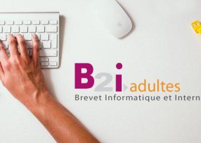 Brevet Informatique et Internet pour Adultes
