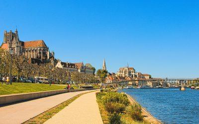Extension géographique dans l'Yonne